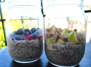 Dancing For Donuts | Chia Pudding