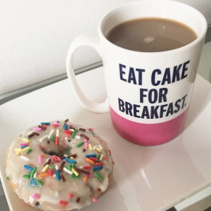 Dancing for Donuts | Eat Cake for Breakfast.